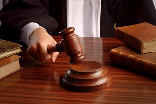 Judge Hand with Gavel by Safari Vacation @ Flickr