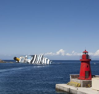 Costa Concordia - Not the Best Work